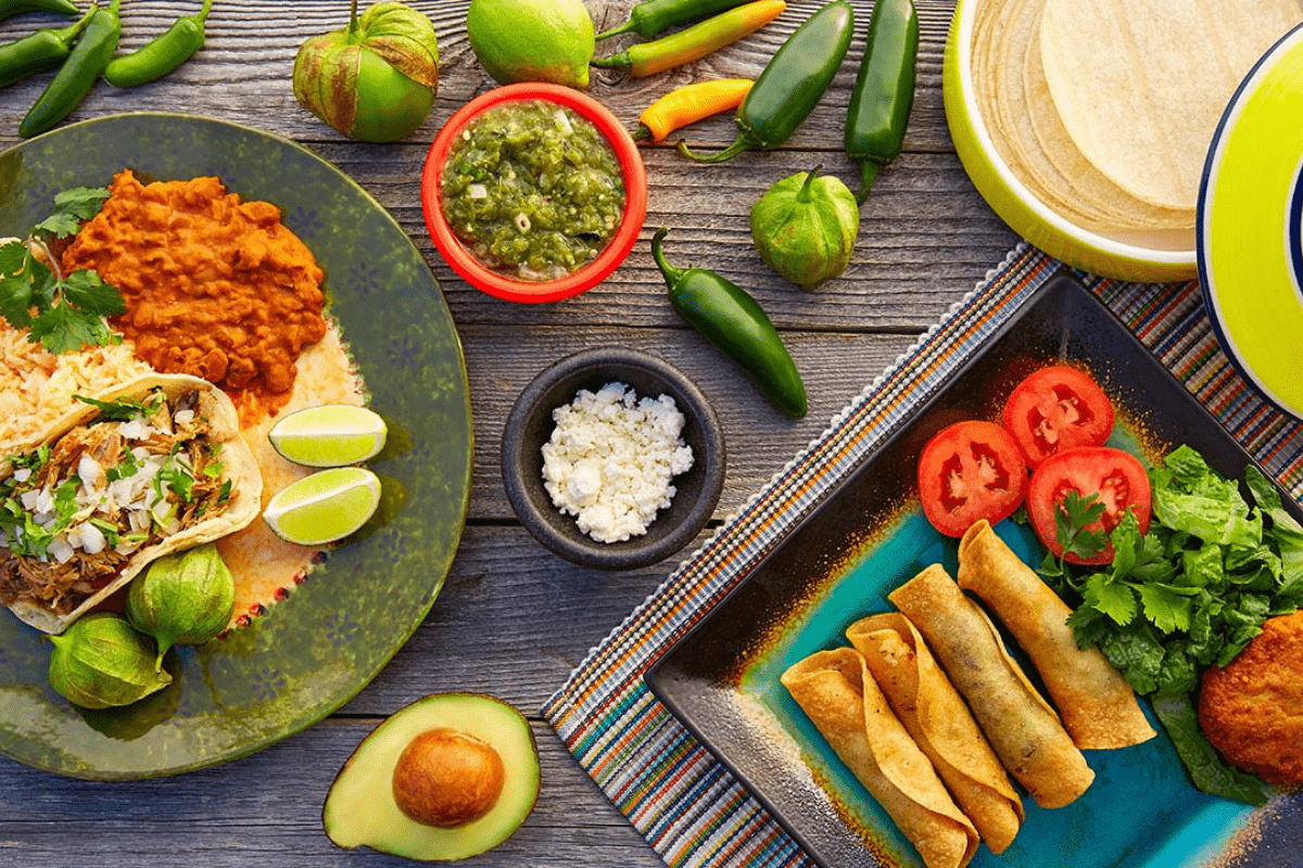 Demand for Mexican cuisine sees supplier upsize products