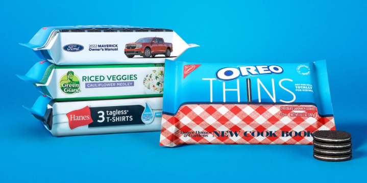 Genius Packaging to Protect Parents' Snacks