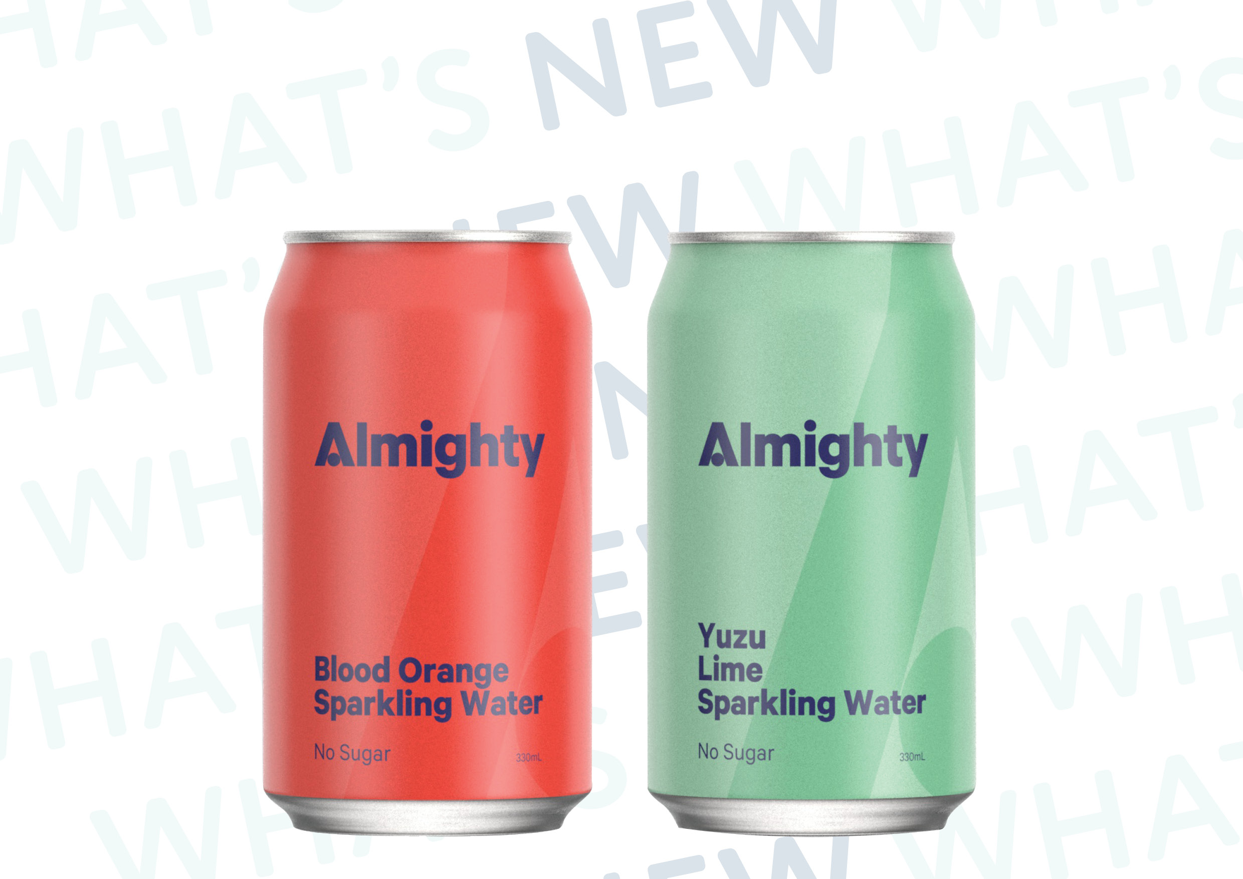 Almighty New Flavours