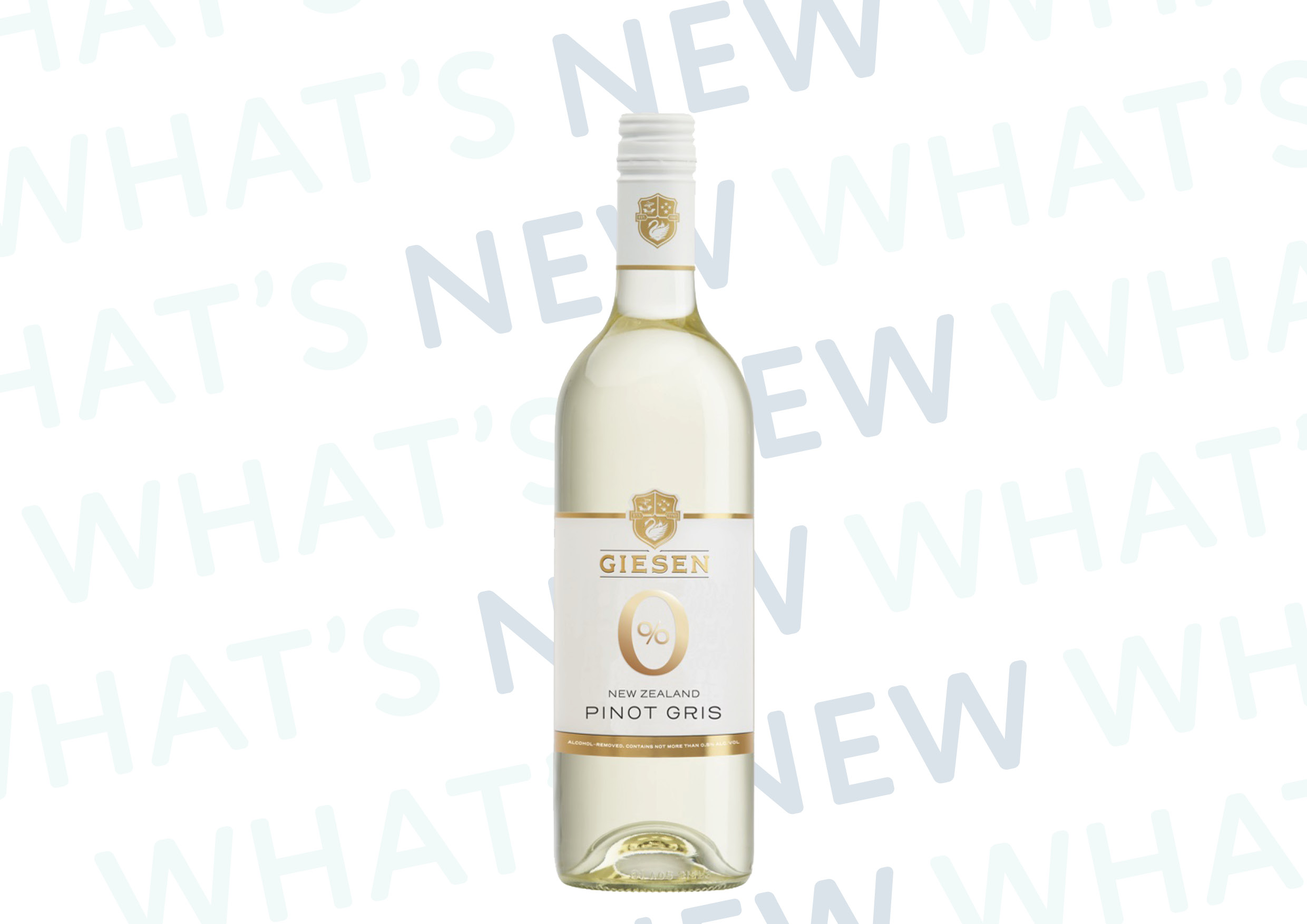 Second Alcohol-Free Wine from Giesen