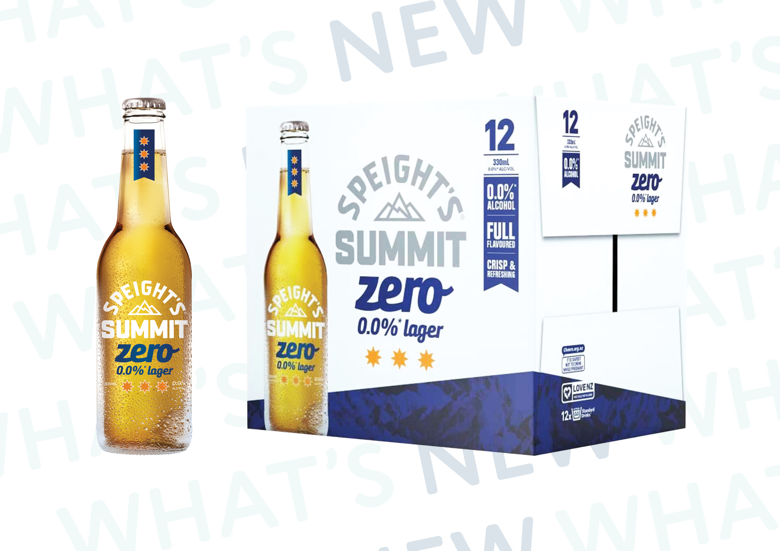 Speight's Releases Speight's Summit 0.0% Lager