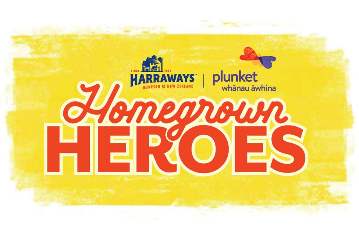 Harraways Supports 'Pick Me Help Plunket'