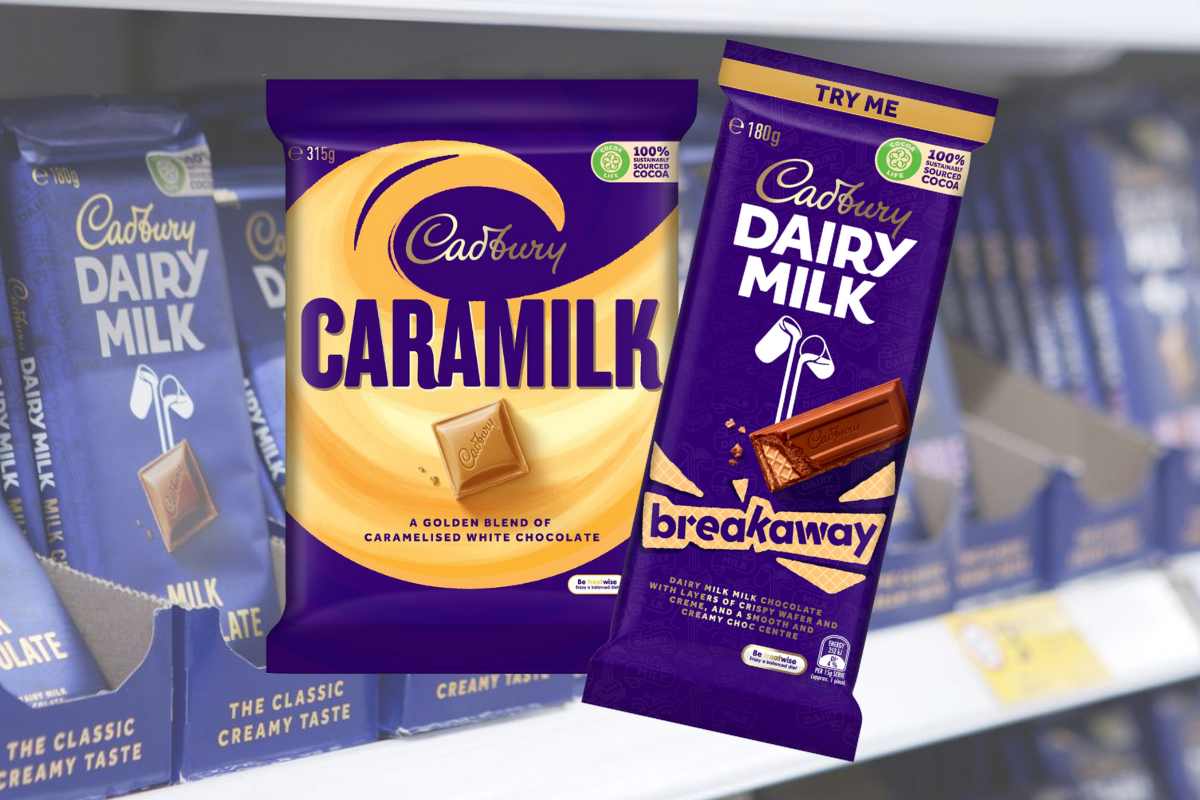 Cadbury Shifts To Recycled Packaging