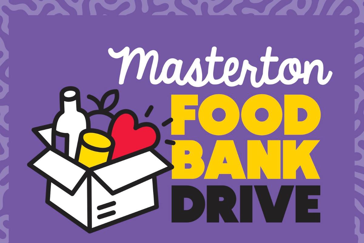 Masterton's Food Bank Challenge Back for 2021