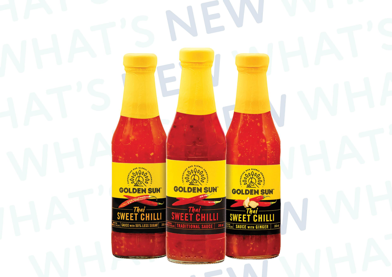 Chilli Sauce Range Gets Refresh