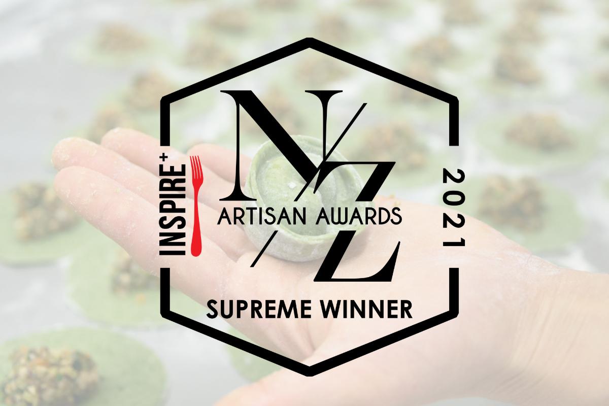 WINNERS ANNOUNCED 2021 Inspire+ NZ Artisan Awards