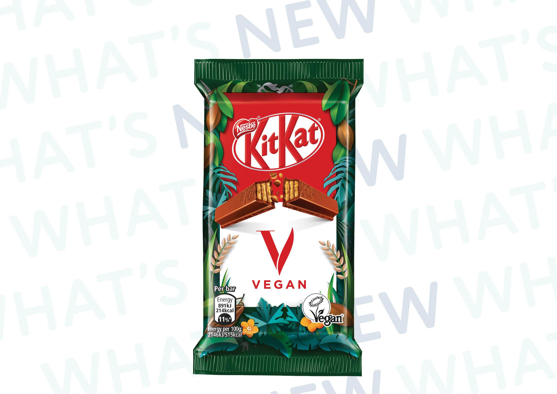 KitKat V Has Arrived in New Zealand