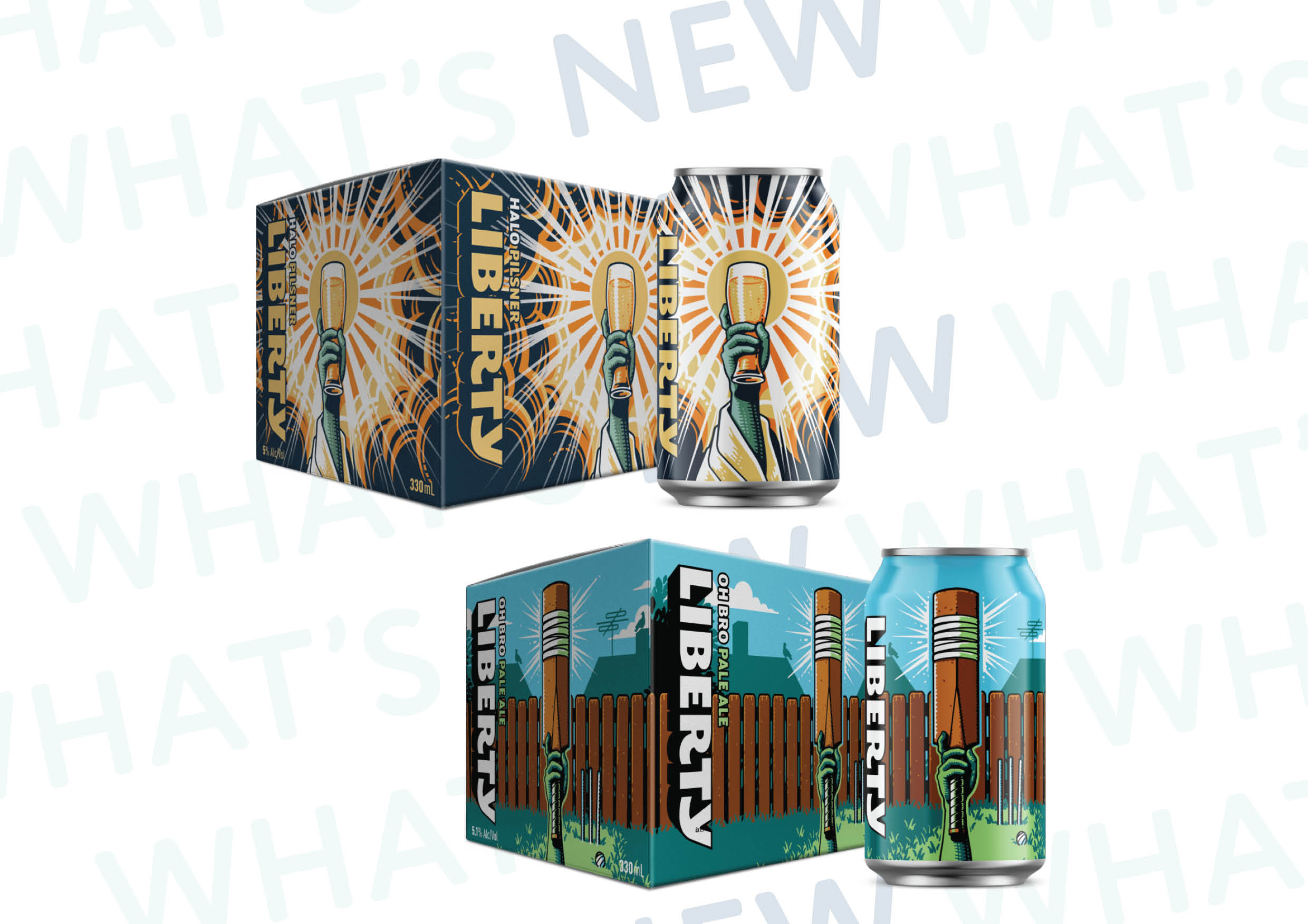 Hit the Cans With Liberty's New Look